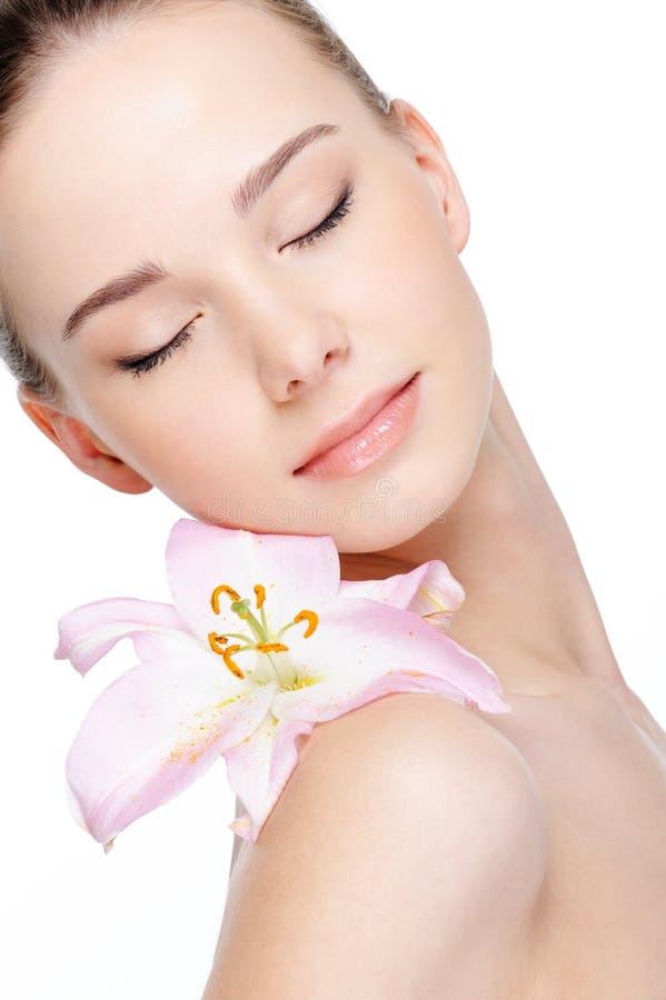 zdrowie doskonalić skórę obrazy stock