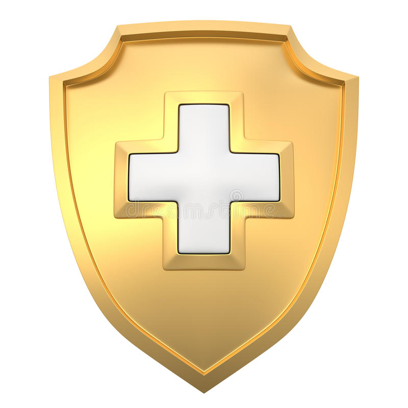 zdrowie ochrona ilustracji