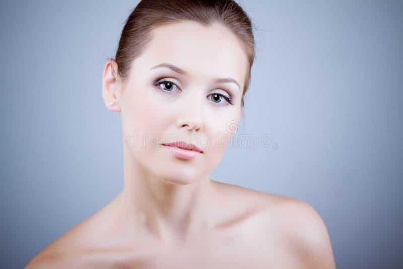 zdrowie piękna kobieta fotografia stock