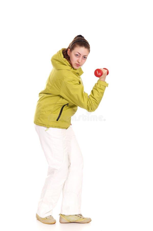 zdrowy dziewczyna sport zdjęcia royalty free