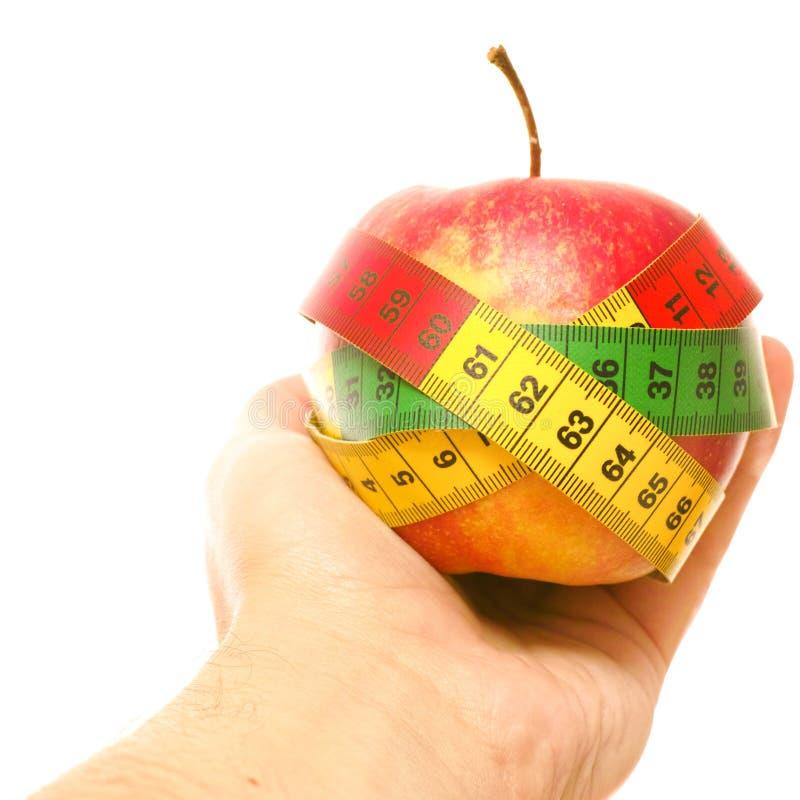zdrowy jabłko zdjęcie stock