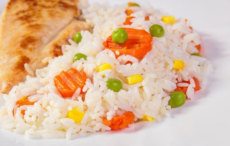 Zdrowy jedzenie obraz royalty free