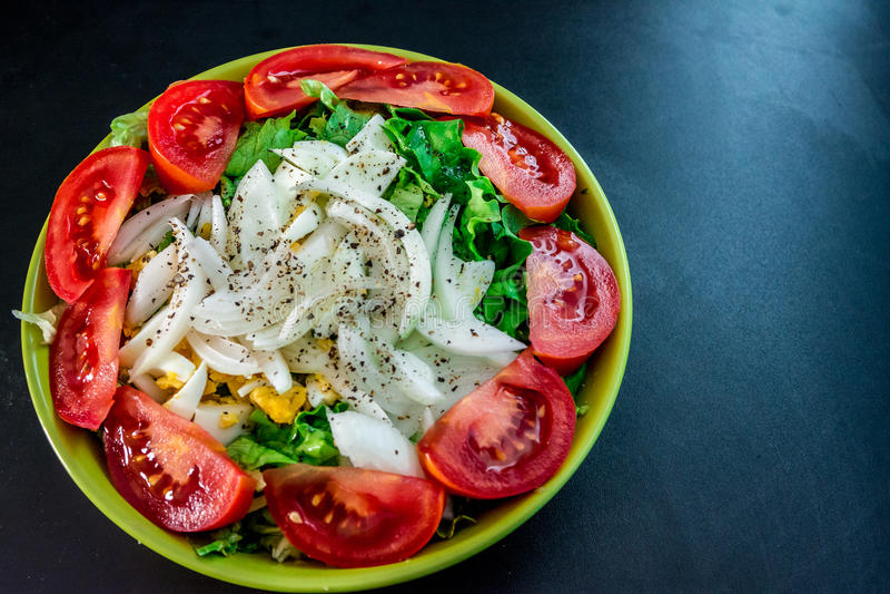 Zdrowy jedzenie od najlepszy podstawowych warzyw jest dobry dla ciebie fotografia royalty free