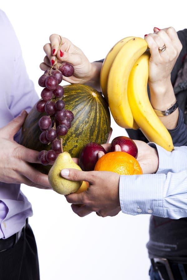 Zdrowy owocowy wybór obraz stock