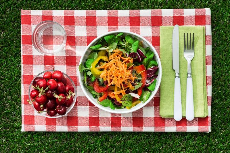 zdrowy posiłek obrazy royalty free