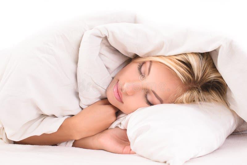 zdrowy sen zdjęcie stock