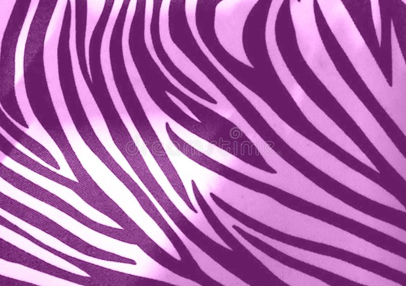 Zebra animal print wallpaper background. Also for use as design layout with text and images stock illustration
