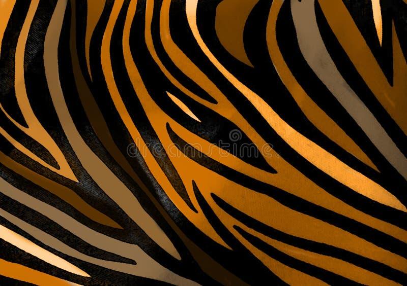 Zebra animal print wallpaper background royalty free stock photos