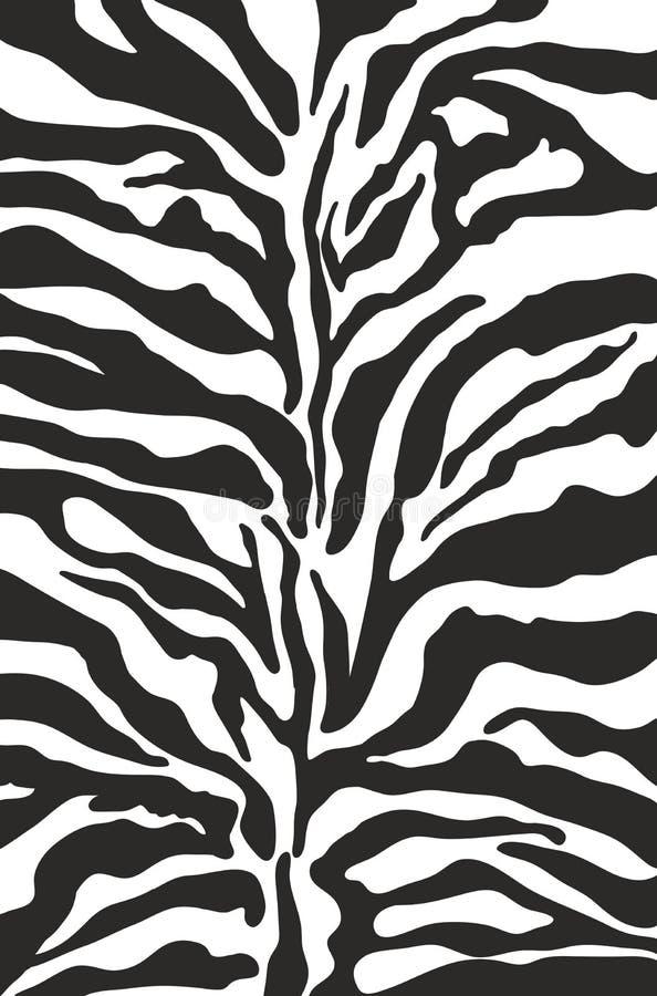 Zebra Print Royalty Free Stock Images