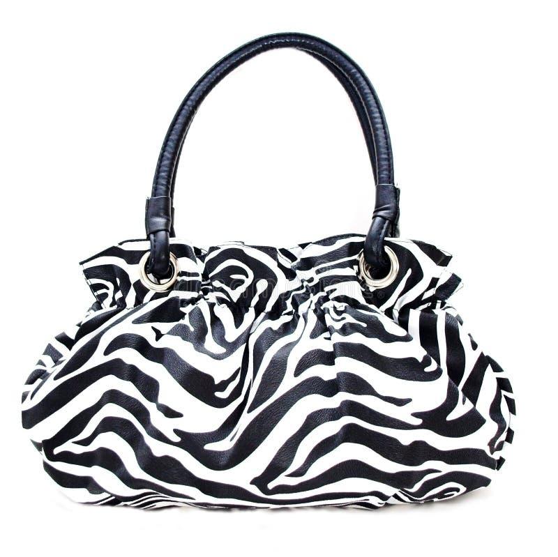 Free Zebra Purse Royalty Free Stock Photo - 18739965