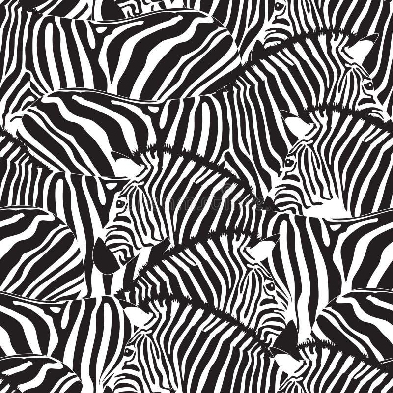 Zebra seamless pattern stock vector illustration of presentation download zebra seamless pattern stock vector illustration of presentation 74501054 toneelgroepblik Choice Image