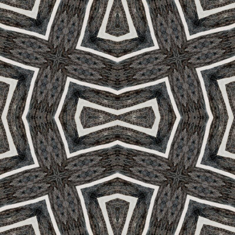 Zebra streift Muster vektor abbildung