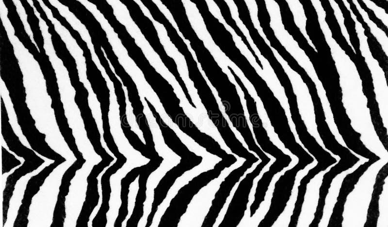 Zebra textile print background texture