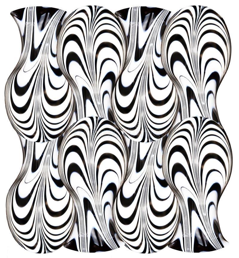 Zebra wzór fotografia royalty free