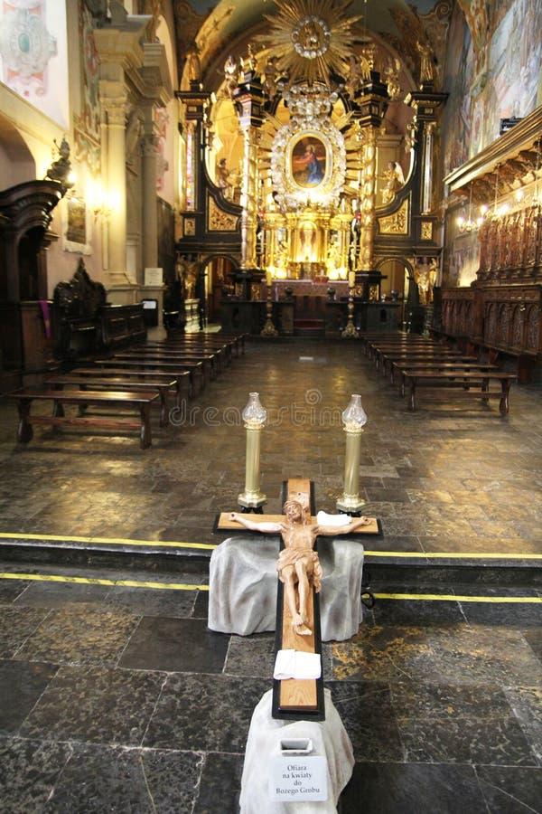 Zebrrzydowska santo imagenes de archivo
