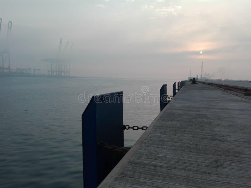 zeehaven royalty-vrije stock foto's