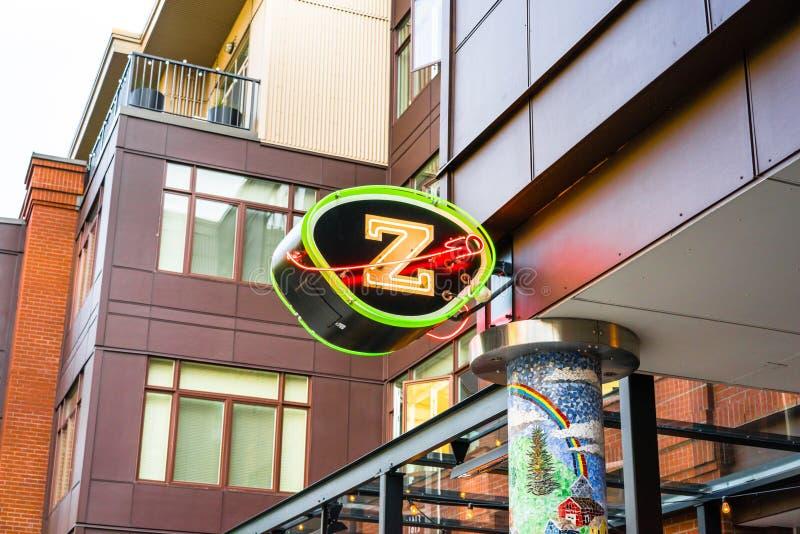 Zeekspizza stock afbeeldingen