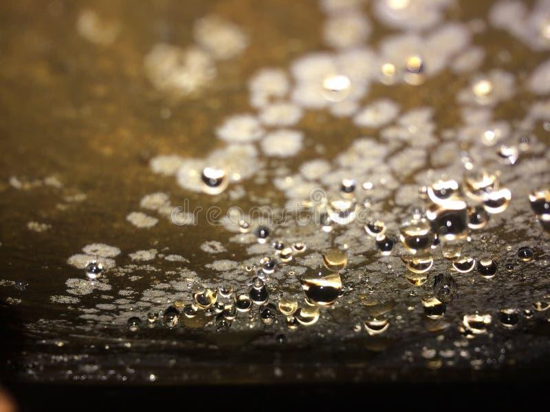 Zeer echt Witte gevonden Diamant royalty-vrije stock afbeelding