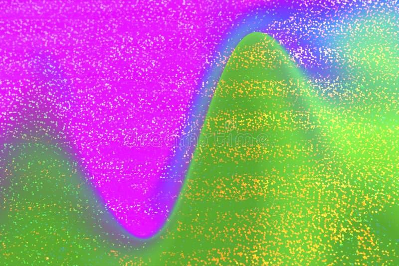 Zeer mooie regenboogtextuur Holografische folie stock afbeeldingen