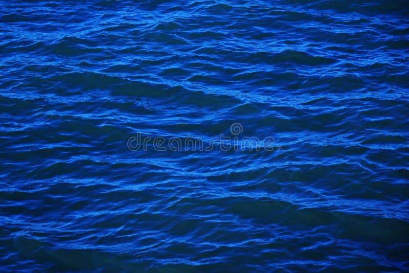 zeewater royalty-vrije stock fotografie