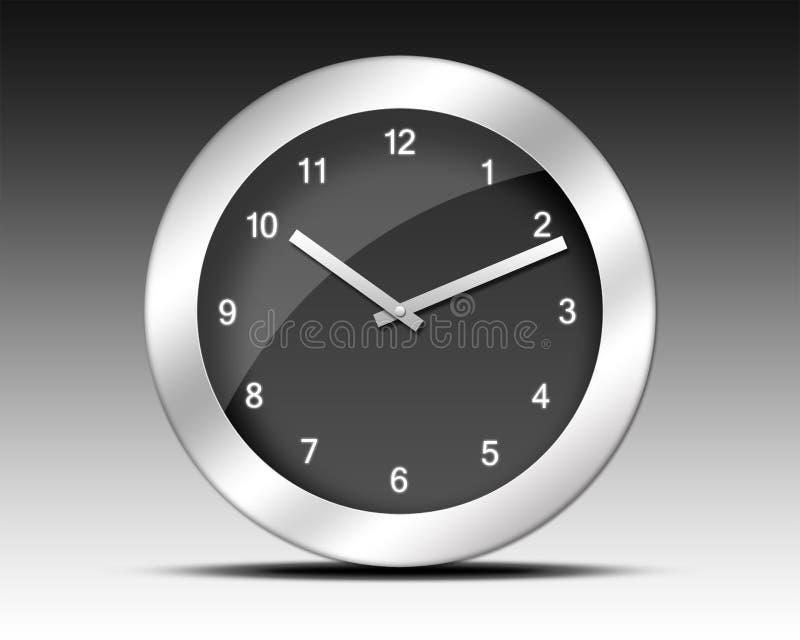 Download Zegar ilustracji. Obraz złożonej z odliczanie, pielęgniarki - 25629568