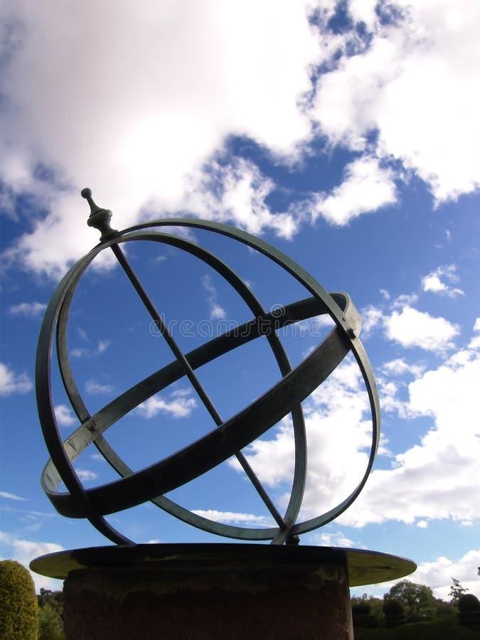 zegar słoneczny zdjęcia royalty free