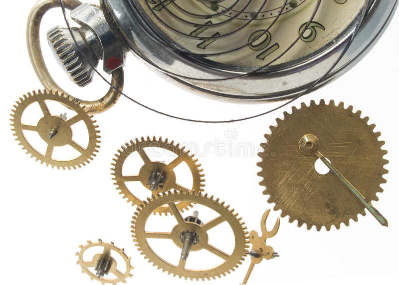 zegarek. obrazy stock