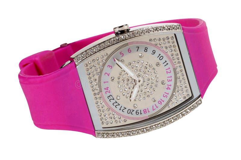 zegarek kobiety zdjęcia stock