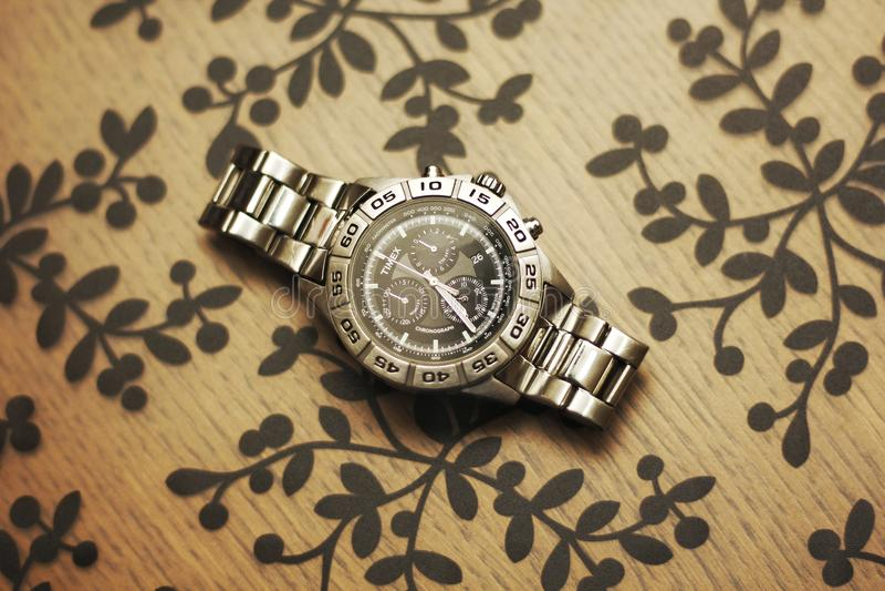 Zegarek TIMEX obrazy royalty free