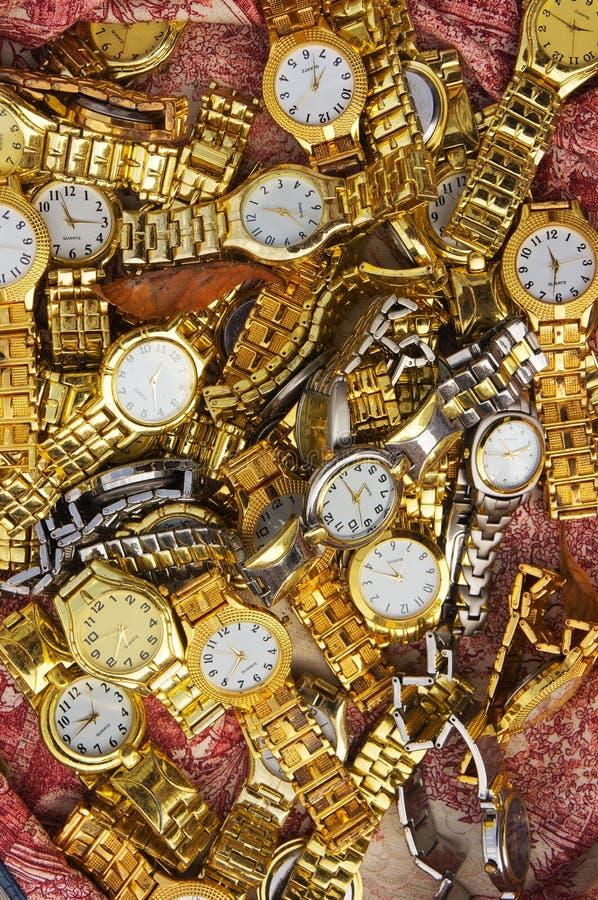 Zegarki obraz stock