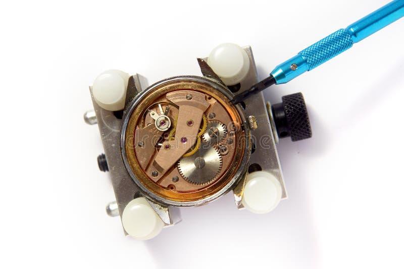 zegarmistrza zdjęcie stock