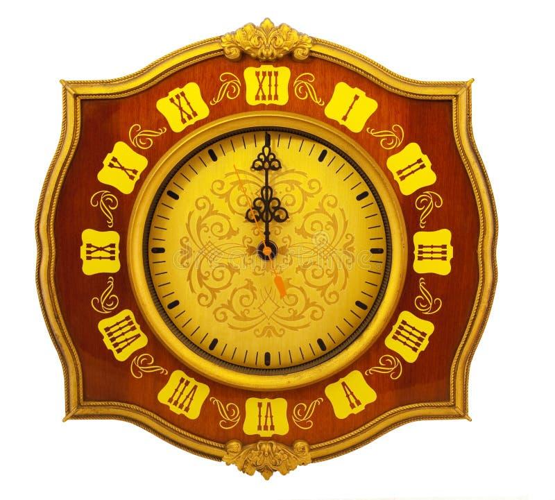 zegarowy stary zdjęcie royalty free