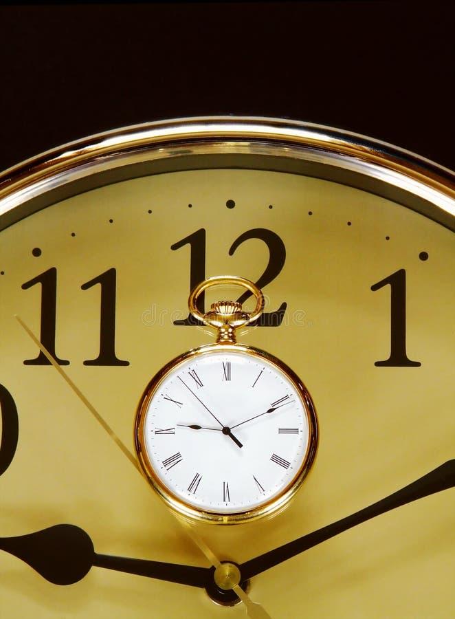 zegarowy zegarek obraz stock