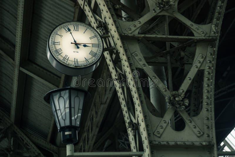 Zegary jak Londyn obrazy stock