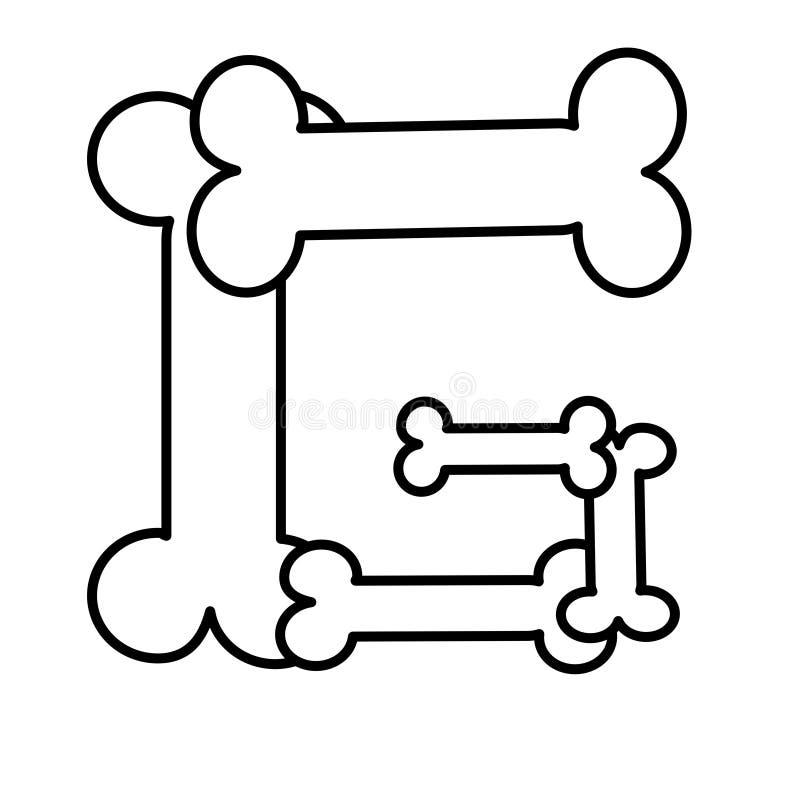 Zeichen G lizenzfreie abbildung