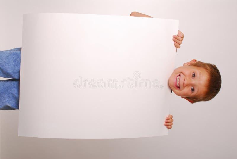 Zeichen-Junge einer lizenzfreie stockfotos