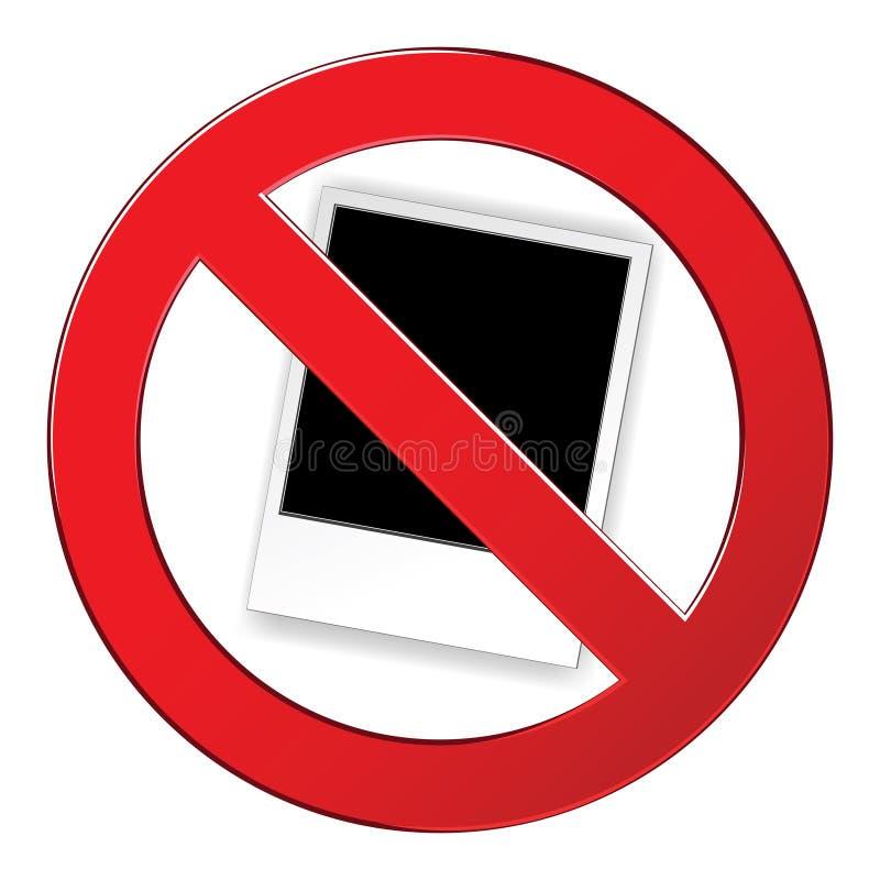 Zeichen verboten vektor abbildung