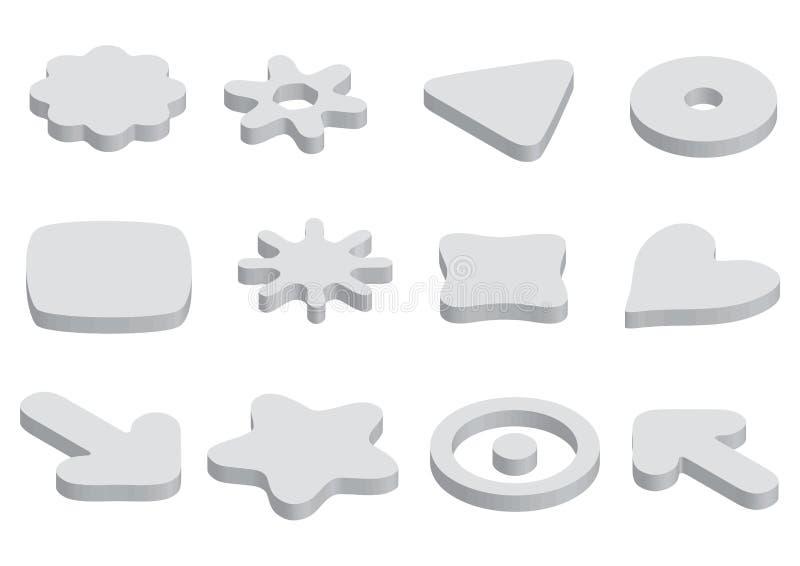 Zeichenelemente - Vektor vektor abbildung