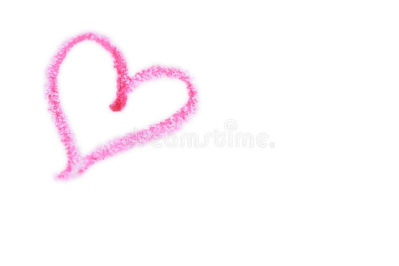 Zeichenstift-rosafarbenes Inneres lizenzfreies stockbild