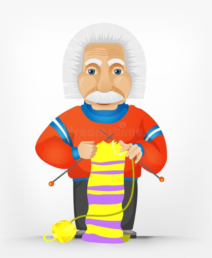 Einstein lizenzfreie abbildung