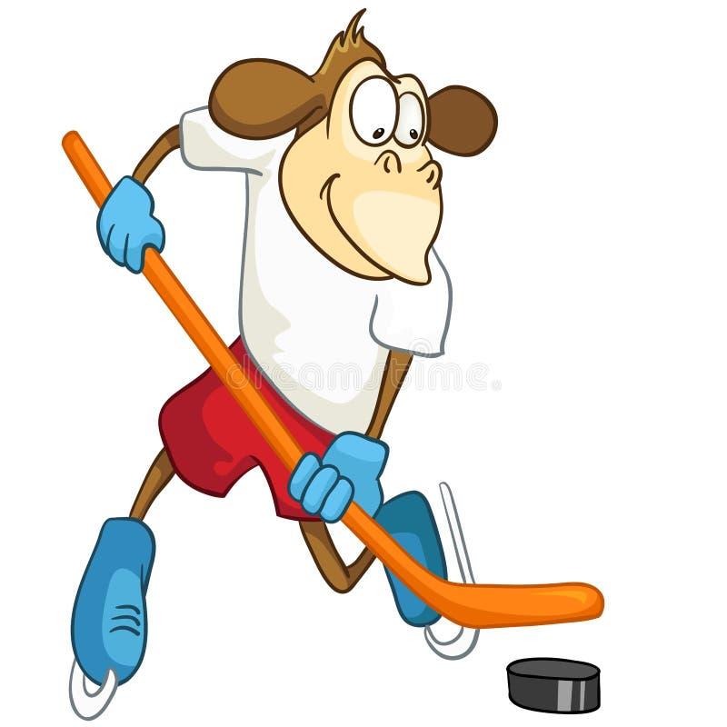 Zeichentrickfilm-Figur-Fallhammer vektor abbildung
