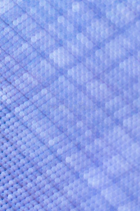 Zeichnet farbiges Muster des Hintergrundes Blau lizenzfreies stockbild