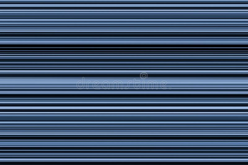 Zeichnet gesetzte Baugerüstähnlichkeit des horizontalen dunkelblauen Hintergrundbasisdesignpackpapiermonochroms Zusammenfassung lizenzfreies stockfoto
