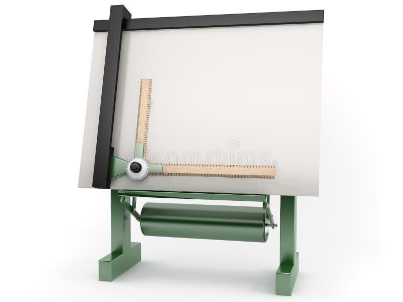 Zeichnung-Vorstand lizenzfreie stockfotos