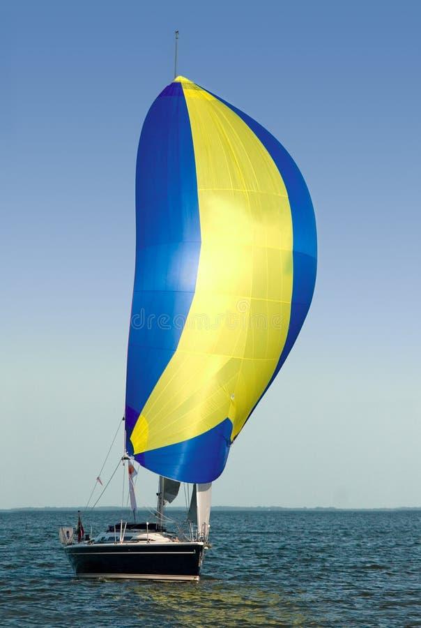 Download Zeilboot stock afbeelding. Afbeelding bestaande uit boot - 10781463