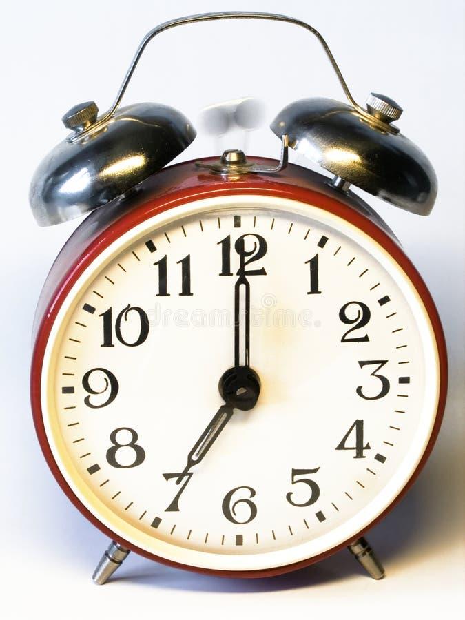 Zeit aufzuwachen lizenzfreies stockfoto