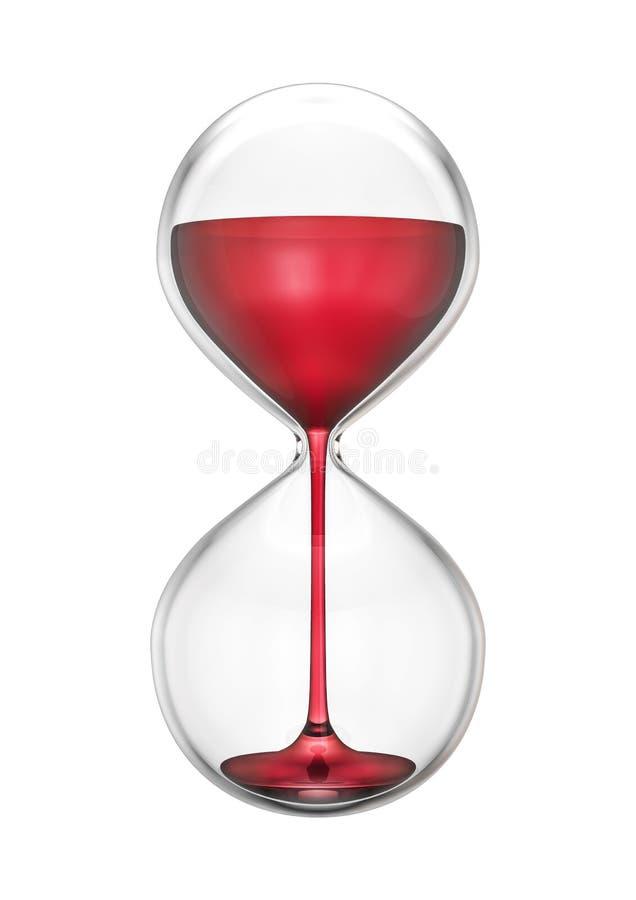Zeit des feinen Weins vektor abbildung