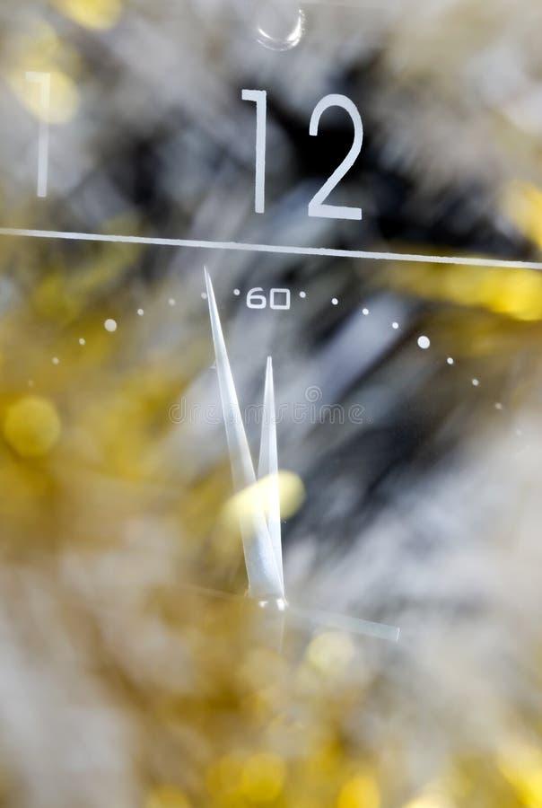 Zeit des neuen Jahres stockfotos