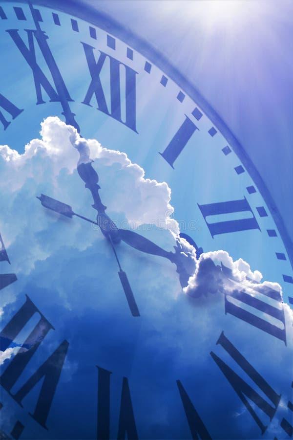 Zeit, die Konzepte verstreicht stockfoto