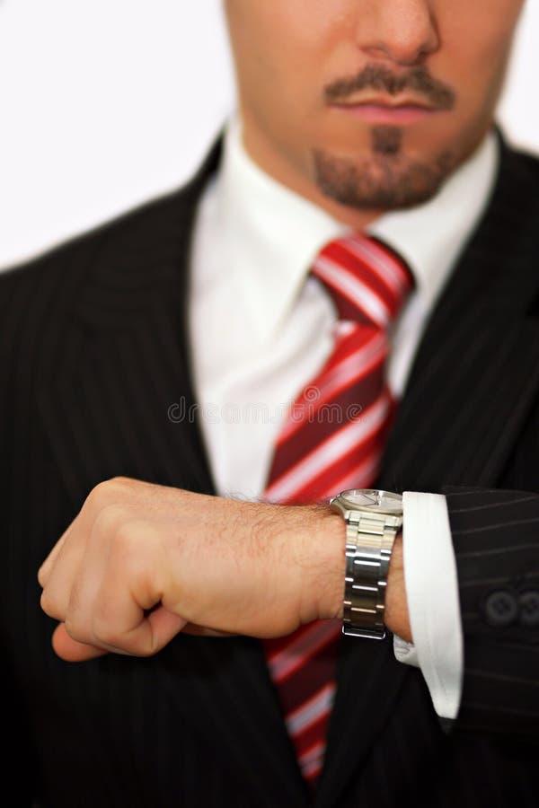 Zeit für Geschäft lizenzfreies stockbild